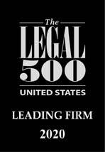 US Leading Firm 2020